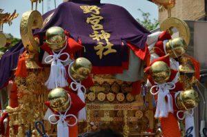 野々宮神社神輿